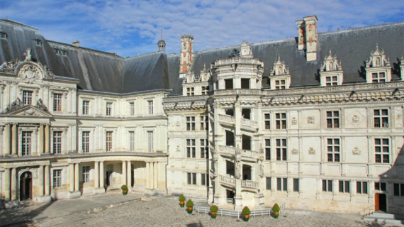 Blois chateau